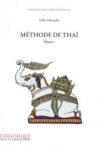 Méthode de thaï, volume 2