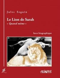 Le Lion de Sarah