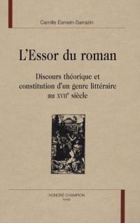 L'essor du roman : Discours théorique et constitution d'un genre littéraire au XVIIe siècle