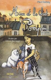 Mina et le chat Pompon, Tome 2 : L'amitié