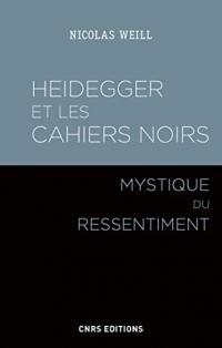 Heidegger et les Cahiers noirs