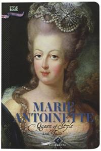 Carnet de style Marie-Antoinette