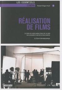 Réalisation de films