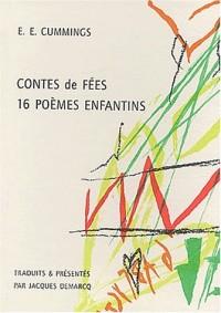 Contes de fées. 16 poèmes enfantins