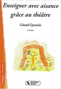 Enseigner avec aisance grâce au théâtre