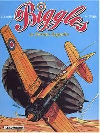 Biggles, tome 9 : Le Dernier zeppelin