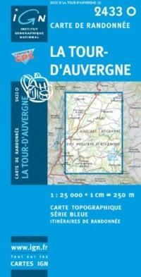 La Tour-d'Auvergne: IGN2433O