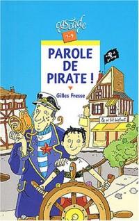 Parole de pirate !