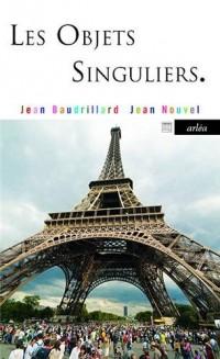 Les Objets singuliers. Architecture et philosophie