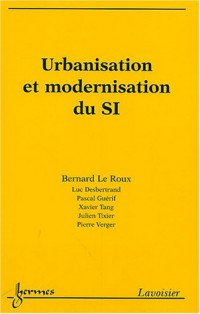 Urbanisation et modernisation du SI