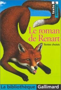 Le Roman de Renart : Textes choisis