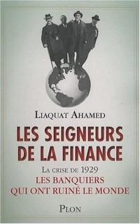 Les seigneurs de la finance