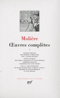 Molière, oeuvres complètes : Tome 1