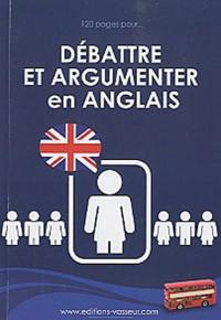 Débattre et argumenter en anglais