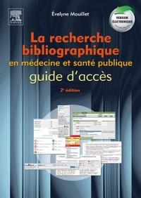 La recherche bibliographique en médecine et santé publique