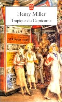 Tropique du Capricorne