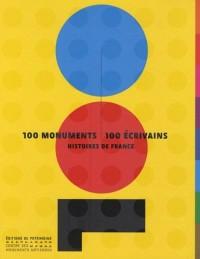 100 monuments 100 écrivains