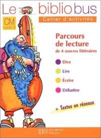 Parcours de lectures : Cours moyens - 4 oeuvres littéraires