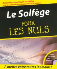 Le Solfège pour les Nuls (1CD audio)