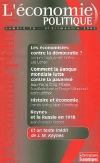 Economie politique vol 16
