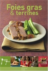 Fois gras et terrines