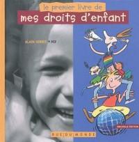 Le premier livre de mes droits d'enfants