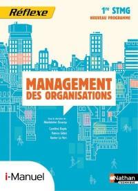 Management des Organisations 1e Stmg (Poch Reflexe) Licence Numerique El I-Manuel+Ouvrage Papier