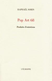 Pop art 68: Produits d'entretiens