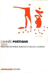 L'année poétique : 2005