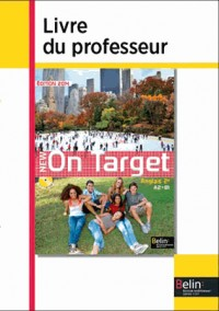 New on Target 2e Ned 2014 Livre Professeur