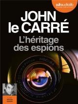 L'Héritage des espions: LIVRE AUDIO 1CD MP3 [Livre audio]