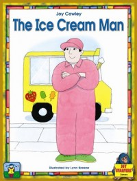 ICE CREAM MAN (DOMINIE JOY STARTERS)