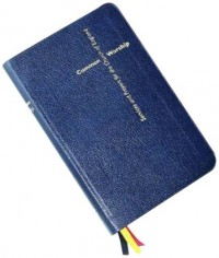 Common Worship Bonded Leather Blue (Prayer Book Common Worship)
