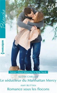 Le séducteur du Manhattan Mercy - Romance sous les flocons