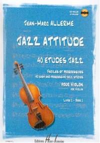 Jazz attitude Volume 1