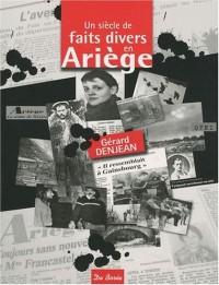 Faits Divers en Ariege