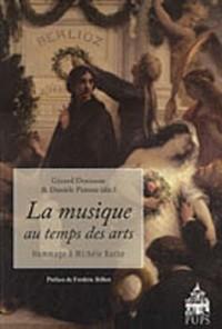 La musique aux temps des arts : Hommage à Michèle Barbe