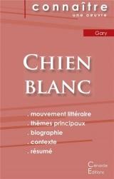Fiche de lecture Chien blanc de Romain Gary (analyse littéraire de référence et résumé complet)