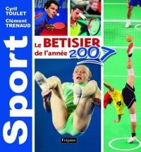 Sport - le bêtisier de l'annee 2007