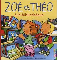 A la bibliothèque