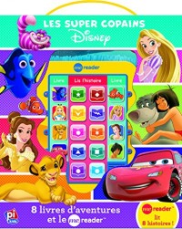 Disney Best Friends - Tablette Lecture Me Reader