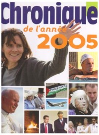 Chronique de l'année 2005