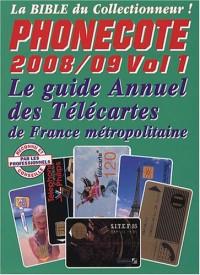 Phonecote : Télécartes Catalogue de cotes
