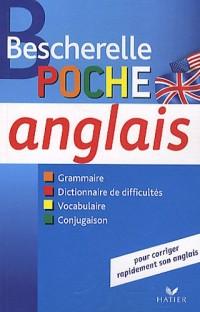 Bescherelle poche anglais