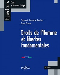 Droits de l'Homme et libertés fondamentales - 3e éd.