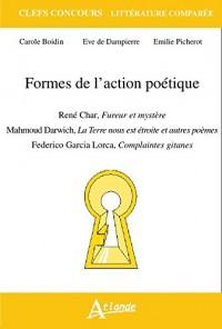 Formes de l'Action Poétique