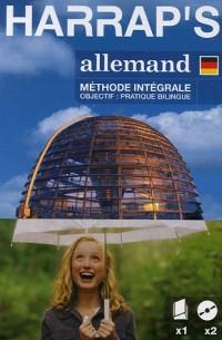 Harrap's allemand : Méthode intégrale (2CD audio)