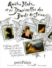 Quentin Blake et les Demoiselles des Bords de Seine