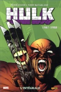 Hulk intégrale T02 1987-1988 NED