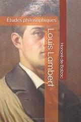 Louis Lambert: Études philosophiques